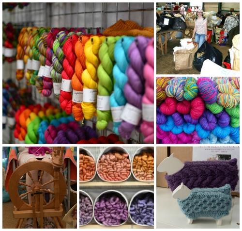 yarn festval, yarn show, knitting show