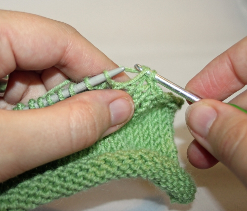 Casting Off Stitches For Knitting : Your knitting tips