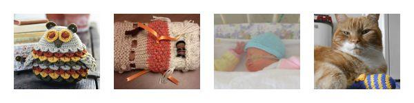 charity knitting