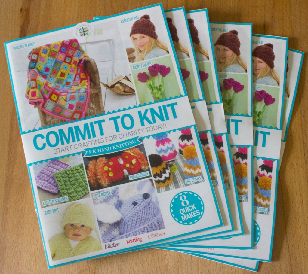 commit to knit