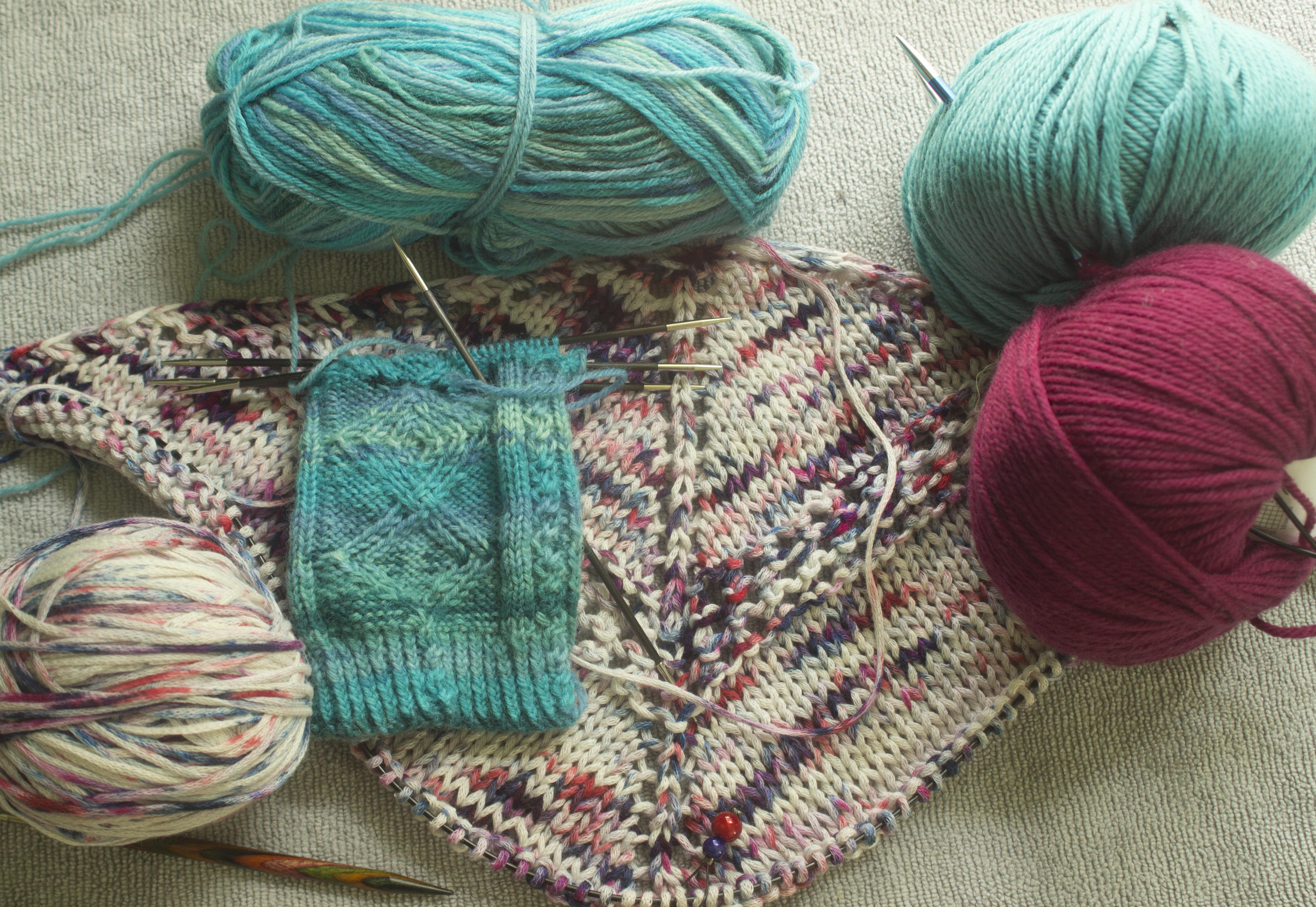 Knitting Holidays Uk : Yarn