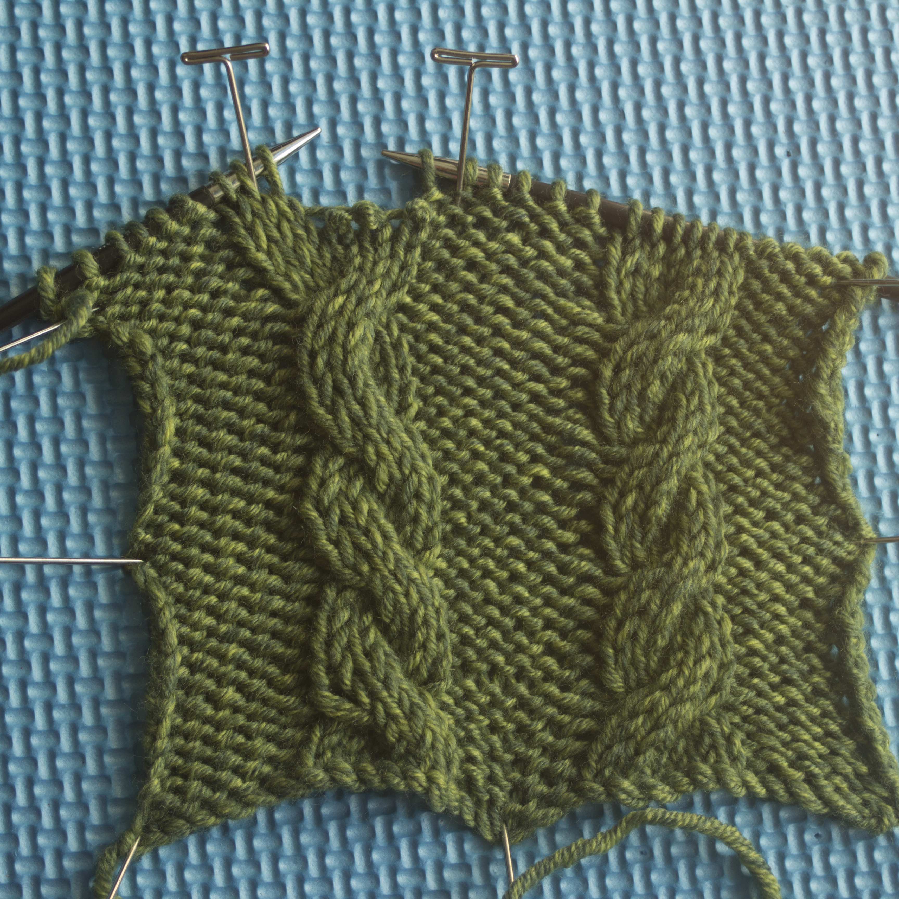 Solving Knitting Problems Cable Mistakes