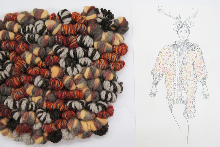 Campaign for wool hand knitting prize