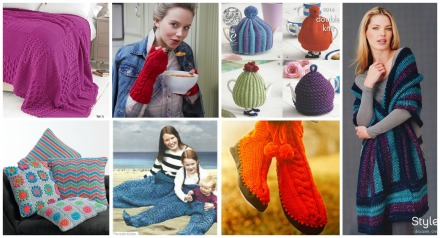 hygge knitting