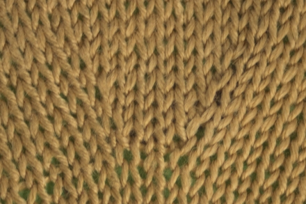 increased knitting