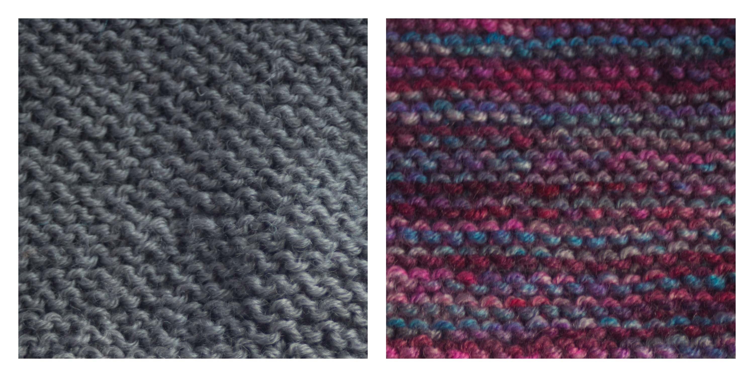 In Praise Of The Humble Knit Stitch