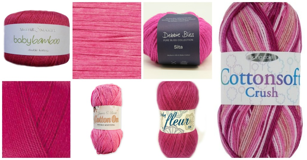 fuschia yarn 2017