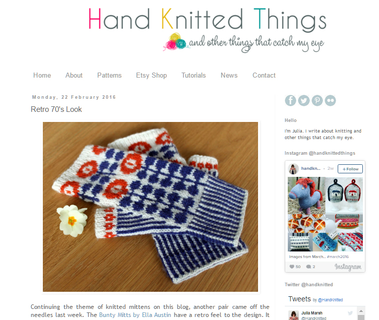 Knitting And Crochet Blogs For You To Enjoy