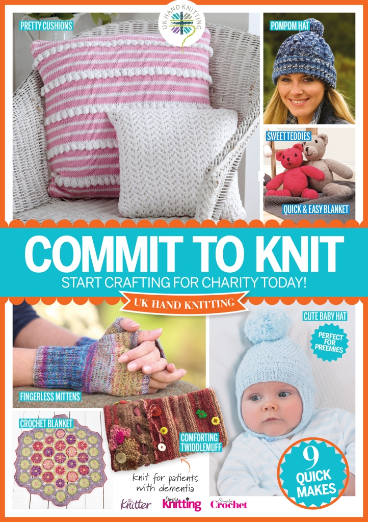 Commit to knit month
