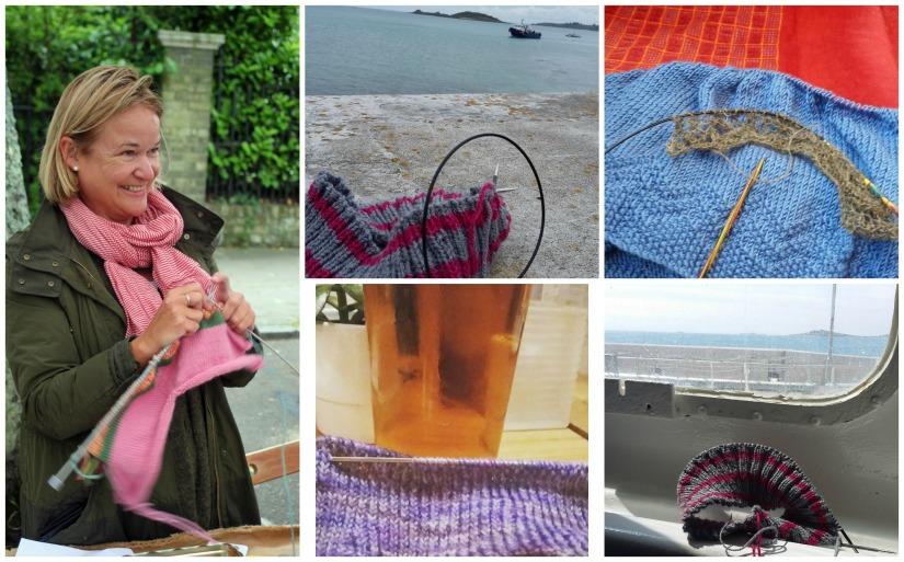 world wide knit in public