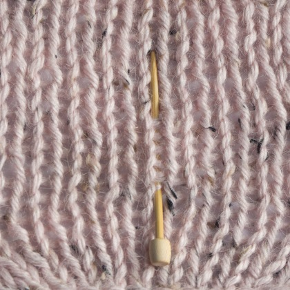 mattress stitch 1