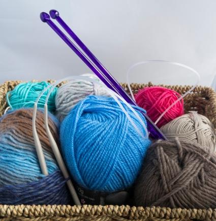 knititng needles