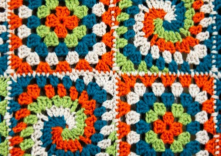 Tips For Crocheting Spiral Granny Squares